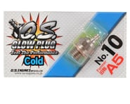 """O.S. No.10 Short Body Standard Glow Plug """"Cold"""" 