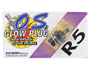 "O.S. R5 Short Body Standard Glow Plug ""Medium""   product-related"