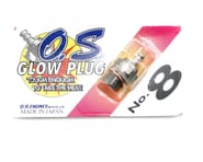 """O.S. No.8 Short Body Standard Glow Plug """"Medium"""" 