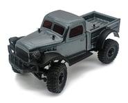 Panda Hobby Tetra K1 1/18 RTR Scale Mini Crawler w/2.4GHz Radio (Gunmetal Gray) | product-also-purchased