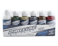 Pro-Line RC Body Airbrush Paint Military Color Set (6) | product-also-purchased