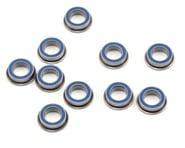 """ProTek RC 5x8x2.5mm Rubber Sealed Flanged """"Speed"""" Bearing (10) 