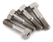 Revolution Design B74 Titanium Lower Shock Screw Set (4)   product-related