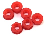 RJ Speed Solid Nylon Diff Nuts Red 1/4-28 (6)   product-also-purchased