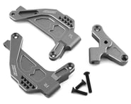 Samix SCX10 III Front Shock Plate (2) (Grey) | product-also-purchased