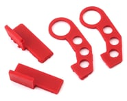 Sideways RC Scale Drift JDM Tow Hook (Red) (2) (Style 3)   product-also-purchased