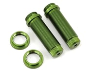 ST Racing Concepts Aluminum Threaded Rear Shock Body Set (Green) (2) (Slash) | product-related