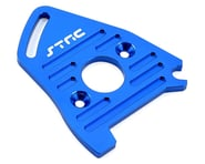 ST Racing Concepts Heat Sink Motor Plate (Blue) | product-related