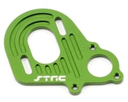 ST Racing Concepts Aluminum Motor Plate (Green) | product-related