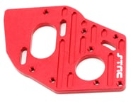 ST Racing Concepts Aluminum Heatsink Motor Plate (Red)   product-related