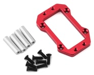 ST Racing Concepts Arrma Outcast 6S Aluminum Steering Servo Mounting Plate (Red)   product-also-purchased
