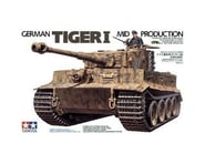 Tamiya Tiger I Mid Production 1/35 Tank Model Kit | product-also-purchased