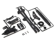 Tamiya TT-01 Type E Upper Deck Set (D-Parts) | product-related