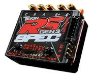 Tekin RS Gen3 SPEC Sensored Brushless ESC | product-related