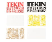Tekin 3x5 5 Color Decal Set (6) | product-also-purchased
