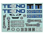 Tekno RC NT48.3 Decal Sheet | product-related