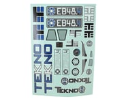 Tekno RC EB48.4 Decal Sheet   product-also-purchased