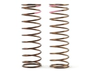 Tekno RC Low Frequency 75mm Front Shock Spring Set (Pink - 3.82lb/in)   product-also-purchased