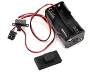 """Traxxas 4-Cell """"AA"""" Battery Holder w/Switch Cover 