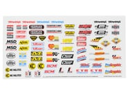 Traxxas Racing Sponsors Decal Sheet   product-also-purchased