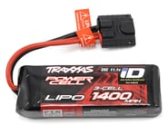 """Traxxas 3S """"Power Cell"""" 25C LiPo Battery w/iD Traxxas Connector (11.1V/1400mAh) 