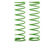 Traxxas Front Shock Spring Set (Green) (2) (Grave Digger) | product-related