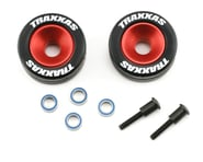 Traxxas Machined Aluminum Wheels w/ Rubber Tires (Wheelie Bar) (2) | product-also-purchased