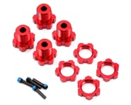 Traxxas 17mm Splined Wheel Hub Set (Red) (4) | product-also-purchased