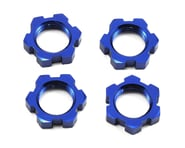 Traxxas X-Maxx 17mm Splined Wheel Nut (Blue) (4) | product-also-purchased