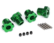 Traxxas 17mm Splined Wheel Hub Hex (Green) (4) | product-also-purchased
