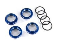 Traxxas GT-Maxx Aluminum Spring Retainer (Blue) (4)   product-also-purchased
