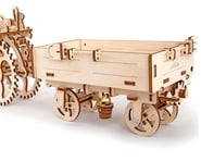 UGears Trailer Wooden 3D Model (for Tractor) | product-also-purchased