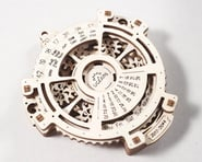 UGears Date Navigator Wooden 3D Model   product-also-purchased