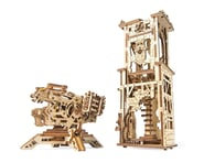 UGears Archballista-Tower Wooden 3D Model   product-also-purchased