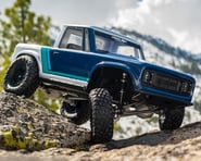 Vanquish Products VS4-10 Pro Rock Crawler Kit w/Origin Half Cab Body (Silver) | product-also-purchased