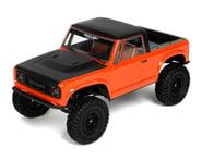 Vanquish Products VS4-10 Ultra Rock Crawler Kit w/Origin Half Cab Body (Black) | product-also-purchased