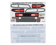 WRAP-UP NEXT REAL 3D Detail Up Decal (Yokomo 1093 SPEED S14 Silvia) | product-also-purchased
