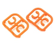 Xray 3.5mm Plastic Drive Pin Clips (4) (Orange) | product-also-purchased