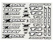 Xray T4 Sticker Decal Sheet (White)   product-also-purchased