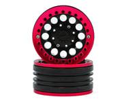 Xtra Speed 1.9 Aluminum Iron Clock Mass Beadlock Wheel (Red) (2) | product-also-purchased