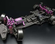 Yokomo YD-2RX Limited Edition 1/10 2WD RWD Competition Drift Car Kit (Purple) | product-related