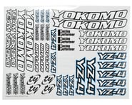 Yokomo YZ-4 Decal Sheet | product-also-purchased