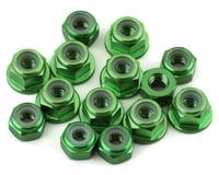 175RC B6.3 Aluminum Nut Kit (Green) (Team Associated RC10 B6.3D)