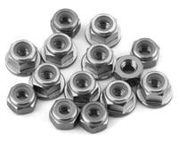 175RC B6.3 Aluminum Nut Kit (Silver) (Team Associated RC10 B6.3)