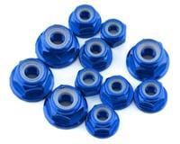 175RC Losi 22S Drag Car Aluminum Nut Kit (Blue) (11)