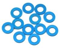 1UP Racing Precision Aluminum Shims (Blue) (12) (1mm) (XRAY X10 2016)