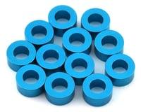 1UP Racing Precision Aluminum Shims (Blue) (12) (3mm) (HB TCXX)
