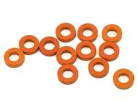 1UP Racing Precision Aluminum Shims (Orange) (12) (1.5mm) (HB TCXX)