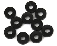 1UP Racing 3x8x2mm Precision Aluminum Shims (Black) (10) (HB TCXX)