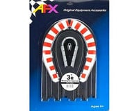 """AFX Curved 3"""" Hairpin Track (180 Degrees)"""